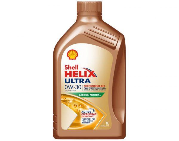 Shell Helux Ultra 0w30