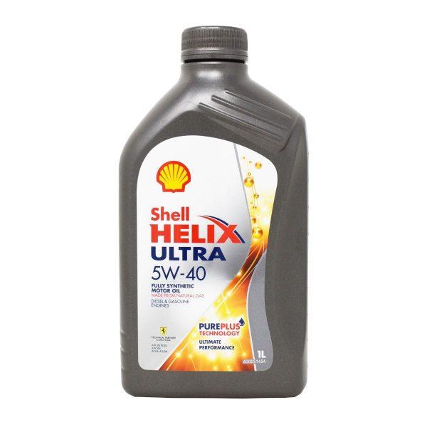 Shell Ultra 5w40 Motorno Ulje