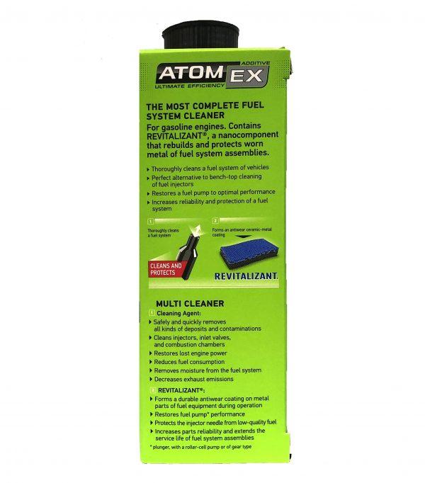 Aditiv za Čišćenje Dizni Benzin XADO MuliCleaner