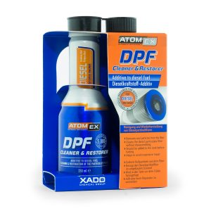 Čišćenje DPF Filtera