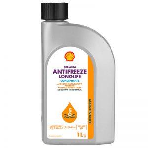Antifriz G12 koncentrat Shell LongLife